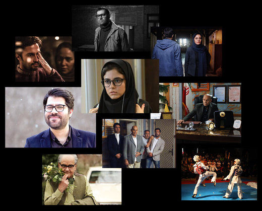 از نورگل یشیلچای تا حامد همایون روی پرده سینما +عکس