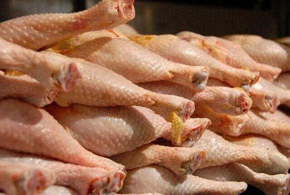صادرات گوشت مرغ آزاد شد
