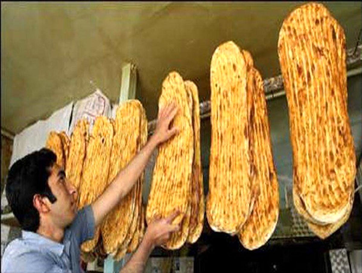 افزایش خودسرانه قیمت نان در البرز ممنوع است