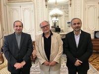 دیدار سفیر ایران با بنیانگذار موسسه مطالعات ایرانی فرهنگستان علوم اتریش