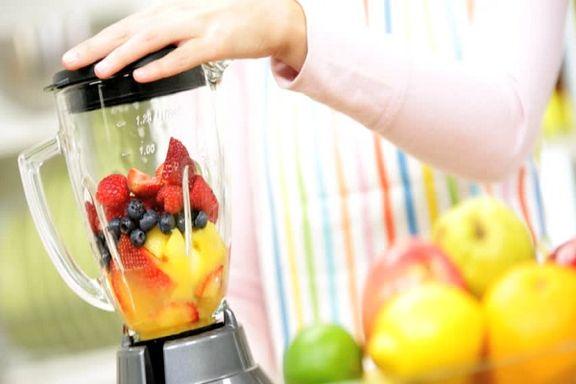 تقویت سلامت بدن با یک اسموتی رنگین کمانی