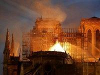 ماکرون: «نوتردام» را دوباره میسازیم