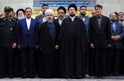 تجدید میثاق رئیسجمهور با آرمانهای امام(ره)