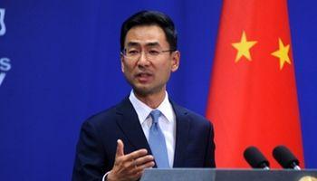 چین: با ایران در زمینههای مختلف همکاری داریم