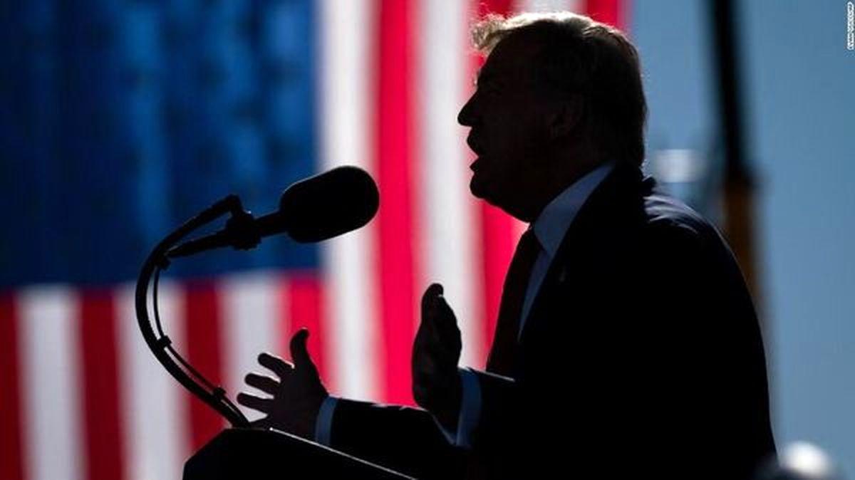 ترامپ: اگر بایدن پیروز شود ایران خاورمیانه را صاحب میشود