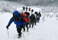 27 کوهنورد در توچال تهران نجات یافتند