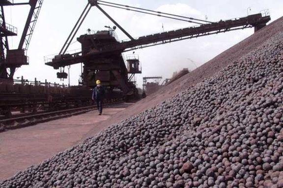 ۱۹ درصد؛ افزایش تولید کنسانتره سنگ آهن