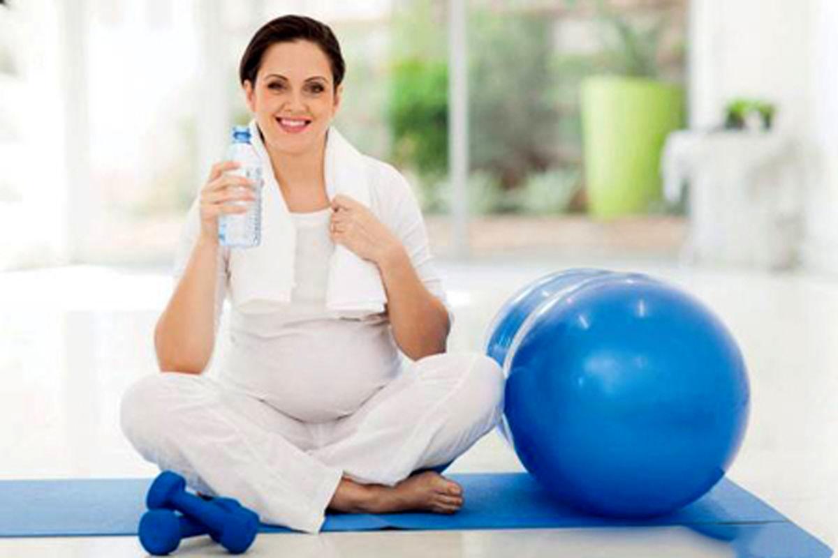 ورزش در دوران بارداری بیخطر است ؟