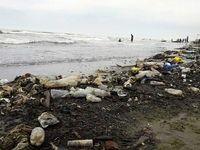 بیشترین زباله پلاستیکی از طرف ایران وارد دریای خزر میشود