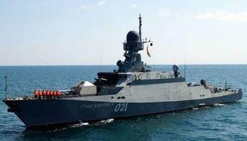 رزمناوهای روسیه راهی سواحل خزر ایران شدند