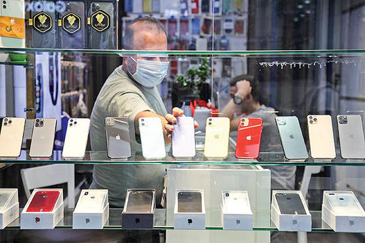 قاچاق موبایل یک شبه رونق گرفت