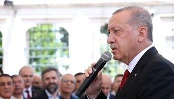 اظهار نظر اردوغان درباره مرگ مرسی