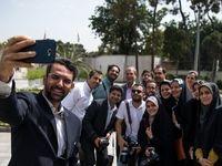 حواشی حیاط دولت با حضور رئیسجمهور +تصاویر