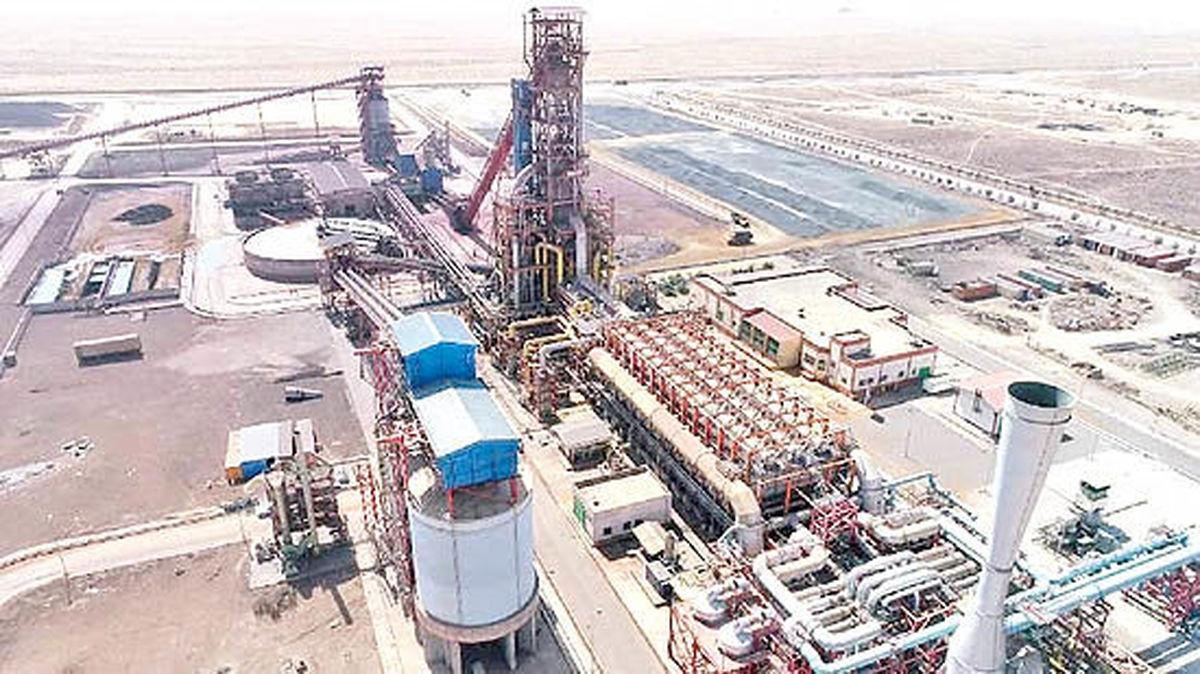 تولید بیشاز ظرفیت فولاد بافت تا پایان سال
