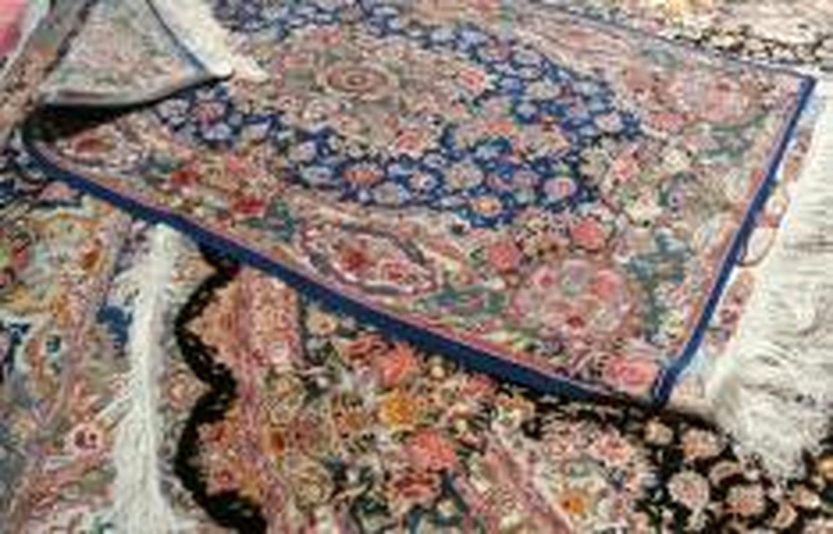 صادرات ۱۸۰میلیون دلاری فرش دستباف