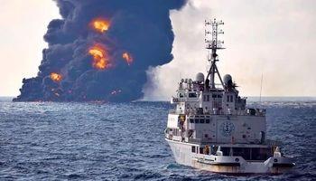 اعزام غواصان ایرانی برای ورود مجدد به نفتکش سانچی