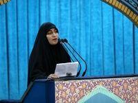 دلنوشته دختر سردار سلیمانی در فراق پدر +عکس