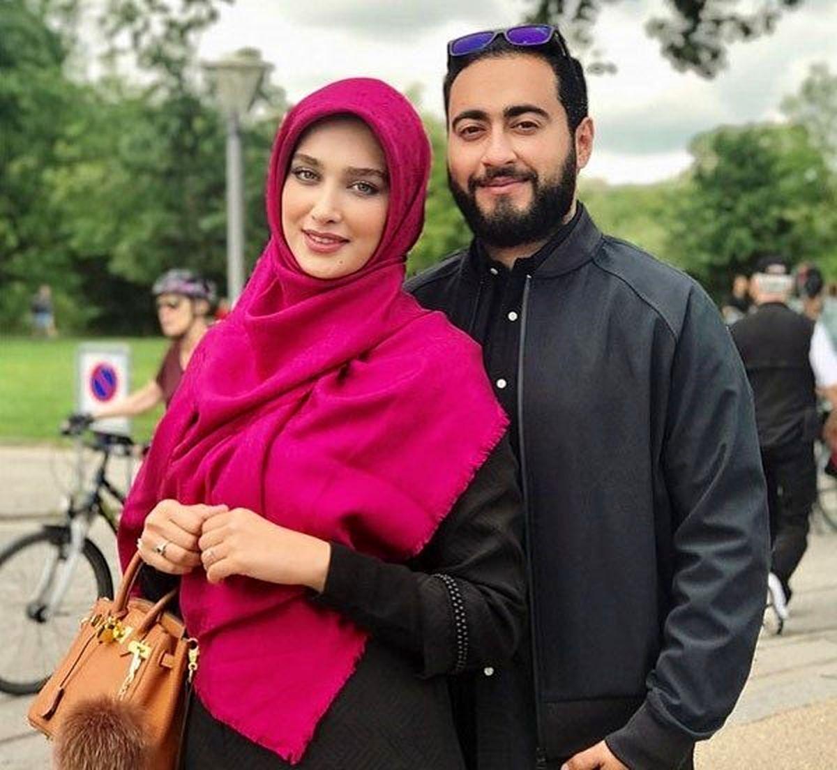 جدایی پسر سفیر ایران در دانمارک از آناشیدحسینی +عکس