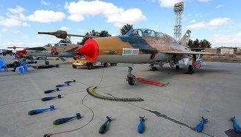 وقتی ارتش ایران اقتدار هوایی خود را به رخ میکشد +تصاویر