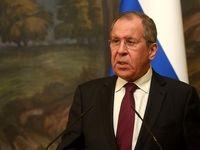 لاوروف: ایران باید بخشی از راهحلها در منطقه باشد