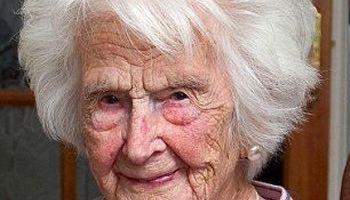 مسنترین بریتانیایی از دنیا رفت +تصاویر