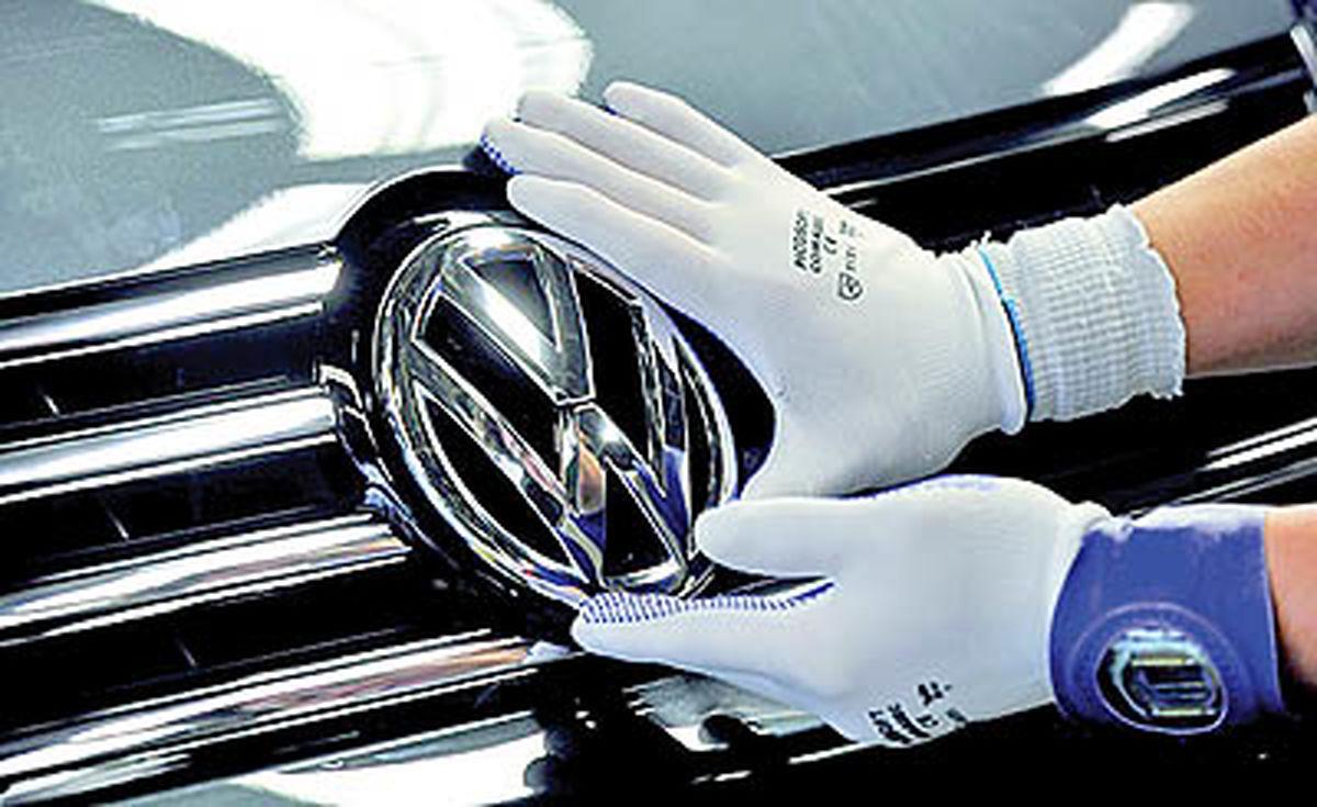 فراخوان فولکس واگن برای ۴.۸۶ میلیون خودرو