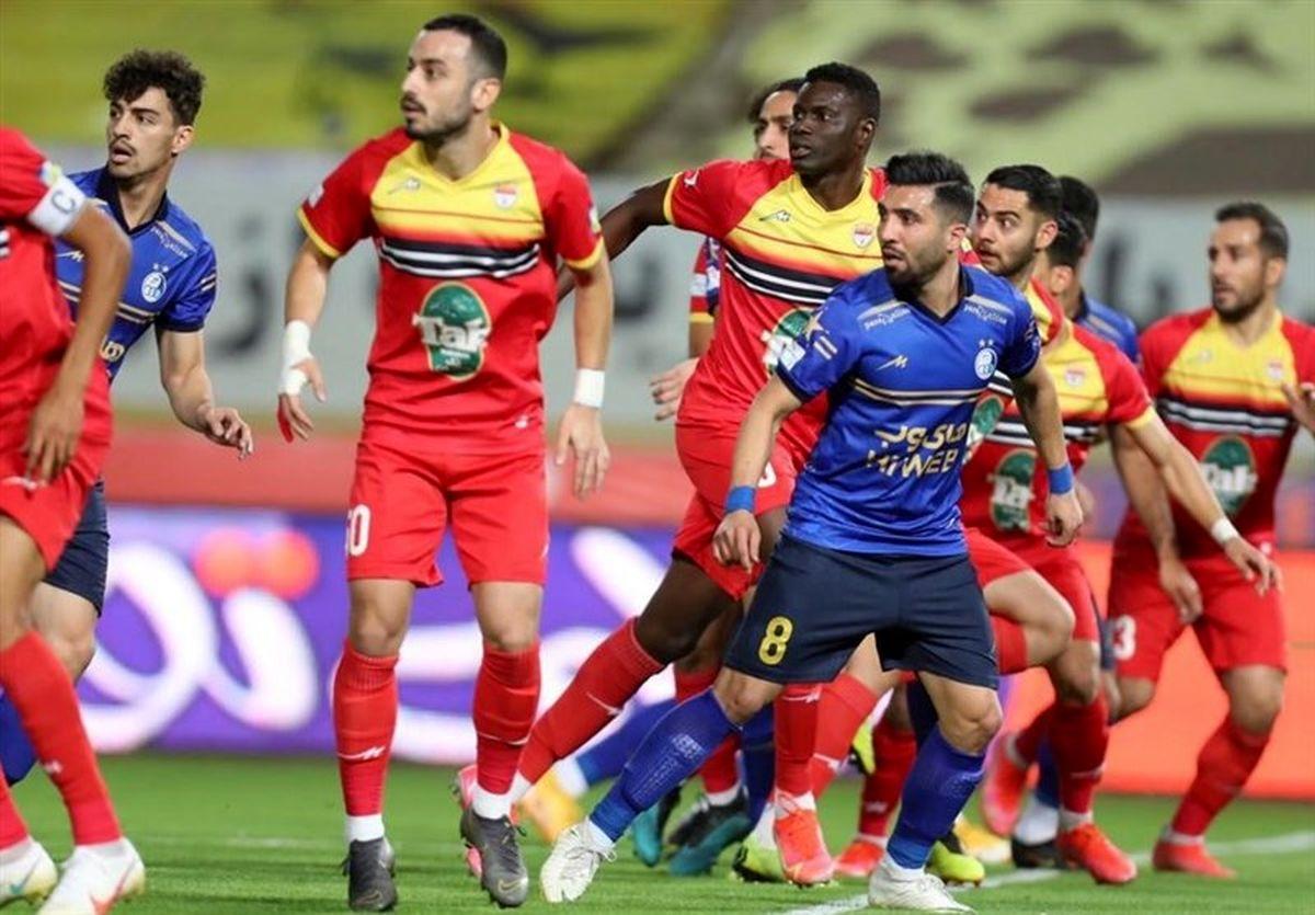 فولاد قهرمان جام حذفی شد