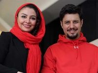چهره جدید جواد عزتی +عکس