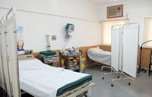 به ازای هر هزار ایرانی چند تخت بیمارستانی وجود دارد؟