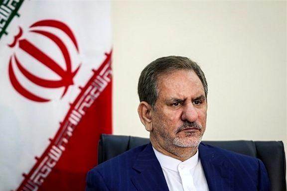 وعده جهانگیری برای بررسی مشکلات کلانشهر تهران و حومه