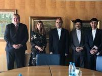 اسلوونی و ایران بر تقویت همکاریهای تجاری و اقتصادی تاکید کردند