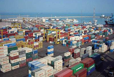 کالاهای ایران بیشتر به کدام کشورها میروند؟/ واردات کاهش یافت
