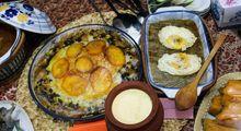 جشنواره غذاهای محلی در کلاچای گیلان +تصاویر