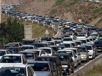 وضعیت ترافیکی محورهای شمالی