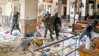 شمار کشته شدگان حملات تروریستی سریلانکا به ۲۹۰ نفر رسید