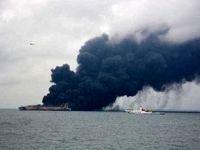 مفقود شدن ۳۰ایرانی در اثر تصادف دو کشتی +تکمیلی