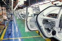 امکان تولید ۲.۵میلیون خودرو در سال
