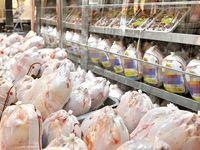 تداوم گرانی در بازار مرغ