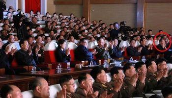 مذاکرهکننده کرهشمالی اعدام نشده است +عکس