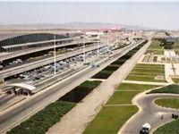 ممنوعیت عبور خودروهای متفرقه از جاده اصلی فرودگاه امام