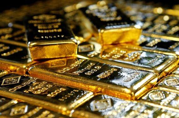 روند افزایشی اونس جهانی طلا