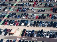 کاهش بازار خودروی دست دوم انگلیس