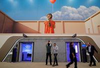 در بزرگترین اجلاس اقتصادی جهان چه خبر است؟ +تصاویر