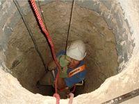 مرگ دو کارگر در عمق 10متری چاه