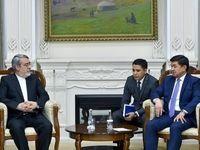 صلح و امنیت به روابط خوب کشورهای منطقه بستگی دارد