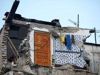 وحشت مردم از زلزله 6.4در آلبانی +تصاویر