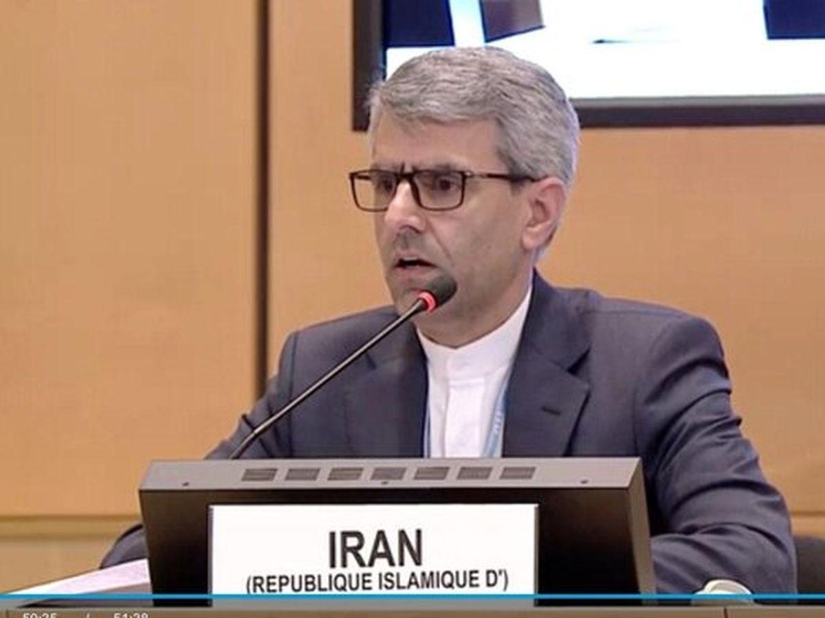 واکنش تند سفیر کشورمان درباره قطعنامه جدید علیه ایران