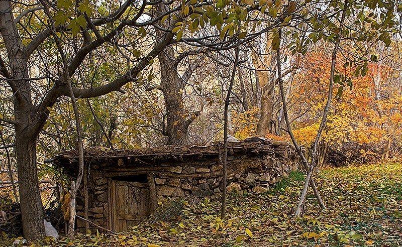 طبیعت پاییزی کردستان