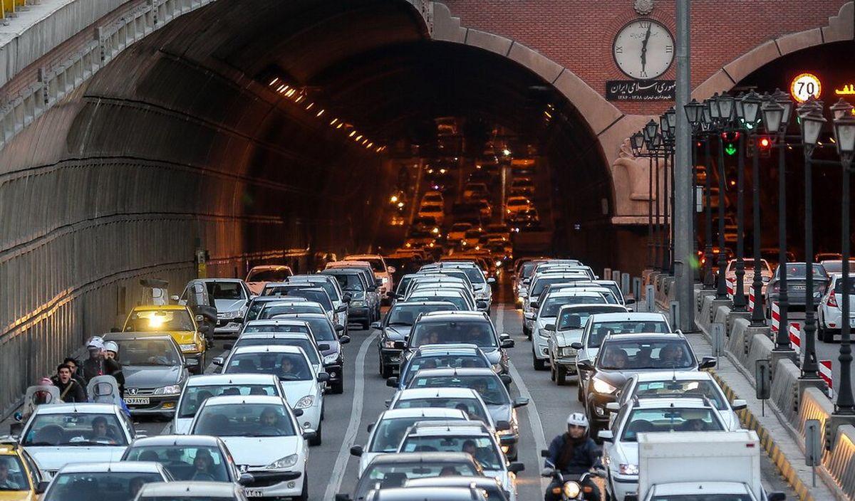 ترافیک نیمه سنگین هراز و ورودی پایتخت