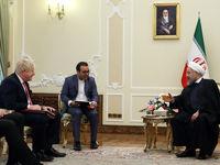 روحانی: از روابط دوستانه تهران – لندن استقبال میکنیم/ ایران باید بتواند از منافع برجام بهرهمند شود